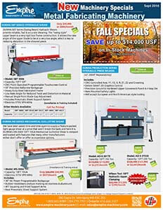 New And Pre Owned Equipment Flyersempire Machinery Amp Tools