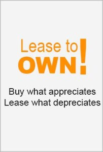 machine lease to own