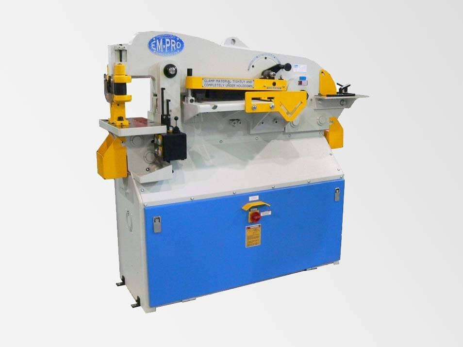 Em-Pro Hydraulic Ironworker