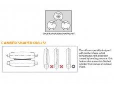 Empro RH-0810 roller configuartion