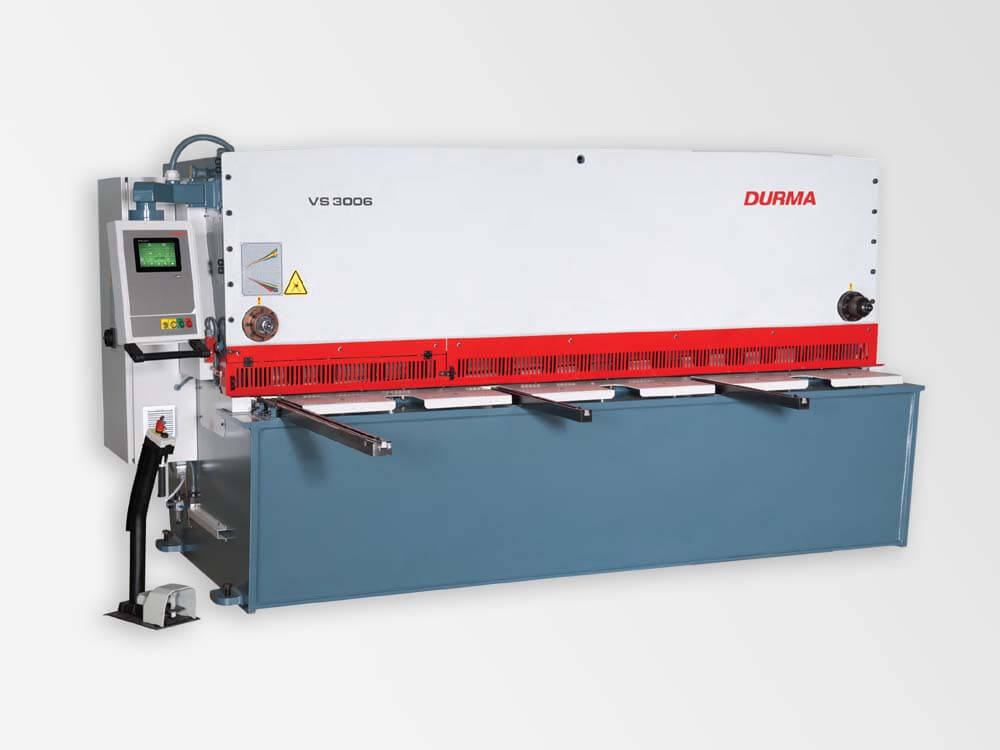 Durma Hydraulic VS Series Shears