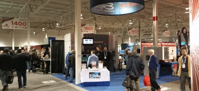 Empire at Fabtech Canada 2016