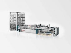 SL4 - Integrated punching and fibre laser cutting system