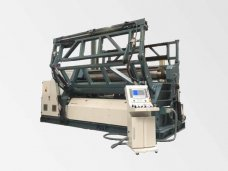 Durma Fully Hydraulic 4-Roll Double Pinch Manual NC & CNC Plate Rollers
