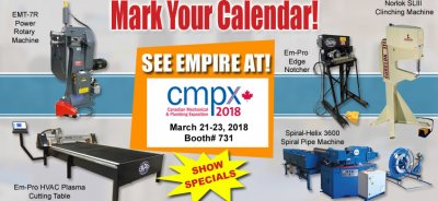 See Empire at tradeshow cmpx 2018p