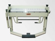 Baileigh Manual Floor Model Box & Pan Brake model bb-5014f